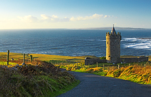 From Doolin to the Arans by lichtmaedel