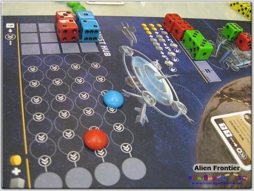 IBGC Meetup - Alien Frontier