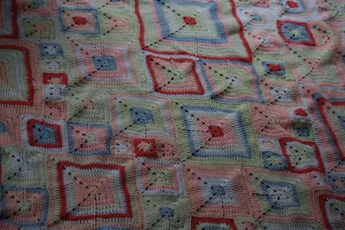 FO: Babette Blanket (4/4)