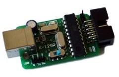 USB ISP Programmer K125R untuk Mikrokontroler AVR