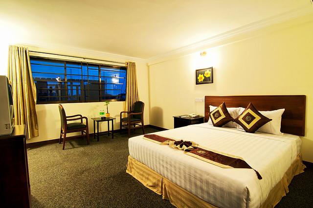 Deluxe Room, Macau Hotel