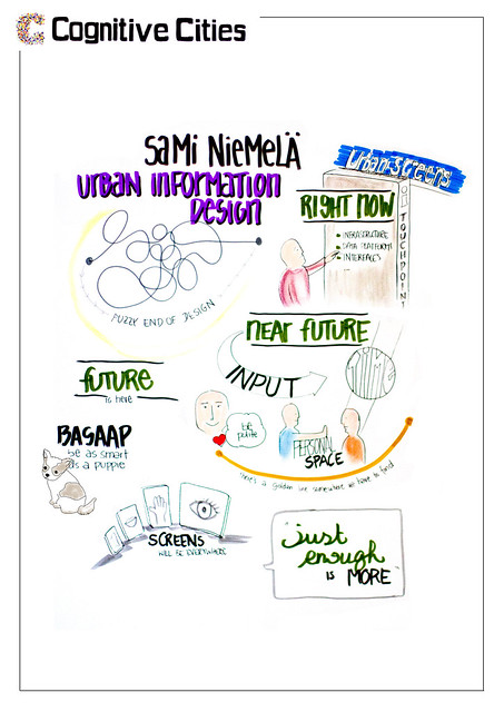Sami Niemelä - Urban Information Design