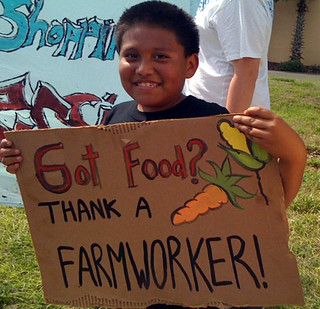 Thank a farm worker!