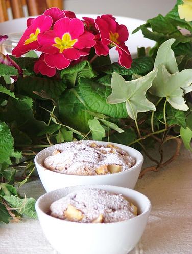 Pear and Chocolate cake -Torta pere -cioccolato