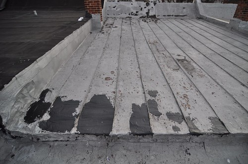 Roof leaks repaired?