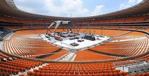 U2 360 tour Sudáfrica I