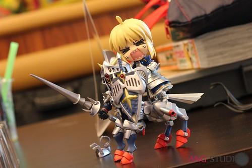 Saber: Knight version