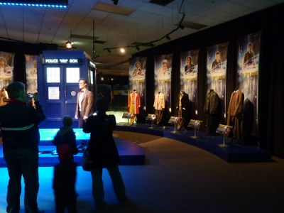 Doctor Who Experience London Olympia