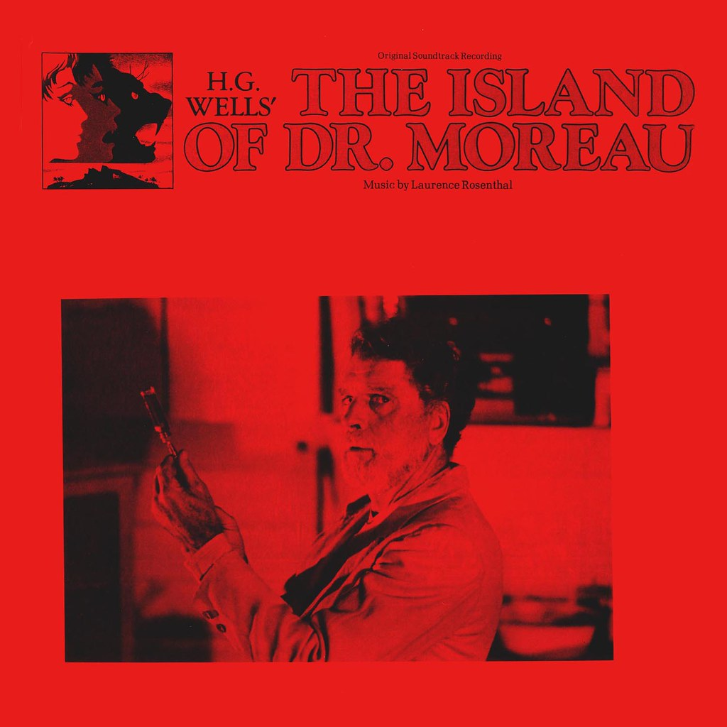 Laurence Rosenthal - The Island of Dr Moreau