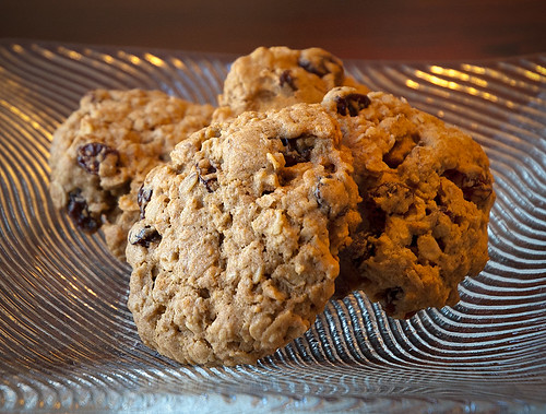 Oatmeal Cookies - An Experiment