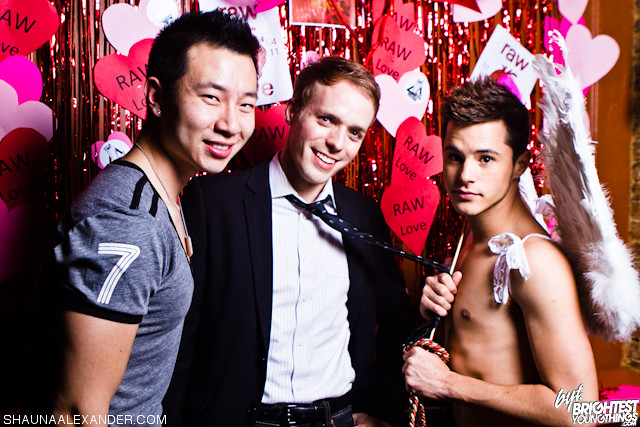 A RAW VDay with BYGays-3991
