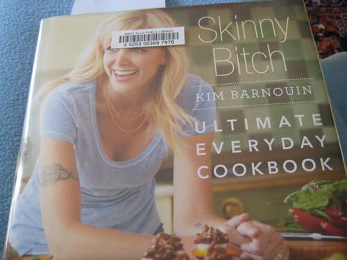 Skinny Bitch cookbook