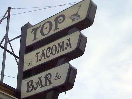 Top of Tacoma Bar by Gexydaf