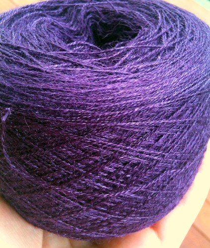 Glenora Alpaca/silk