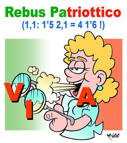 Rebus Patriottico 2011