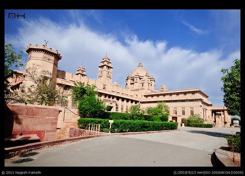 Umaid Bahavan Palace