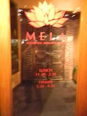 Meli Indian Door