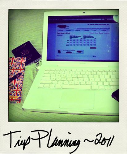 Trip Planning~2011