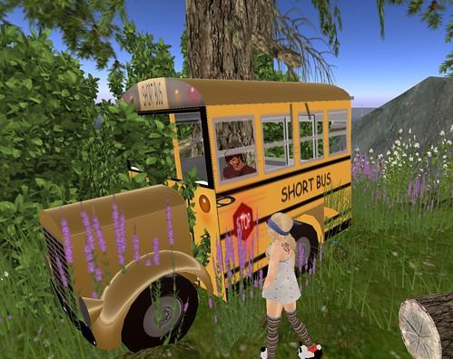 Short bus!