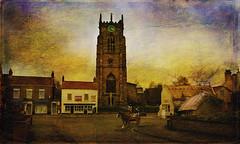 All Saints Church, Pocklington, Yorkshire Wold...