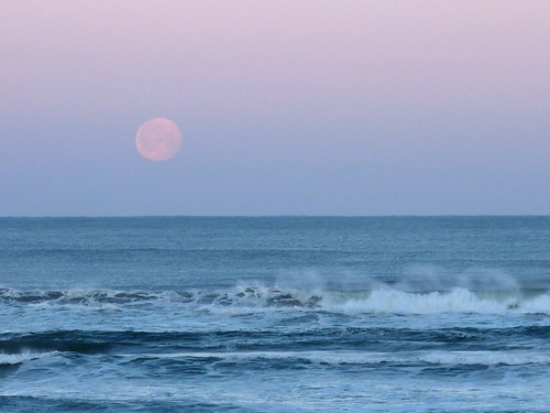 moonset saturday