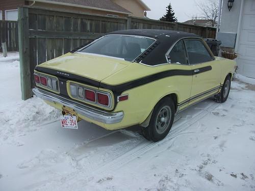 1973 Mazda 808