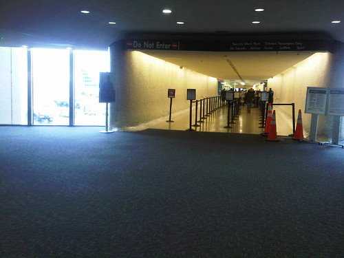 Entrance to the Banjo