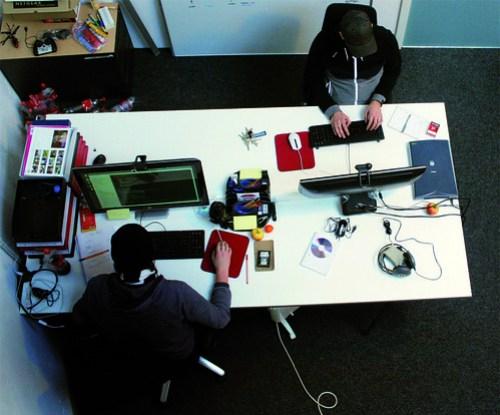 Büroräume im Werkheim