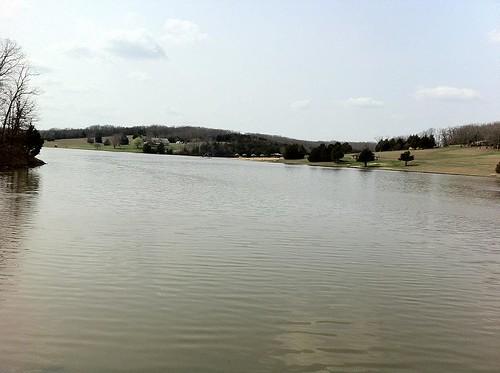 MO - Lost Valley Lake RV Park 6, lake