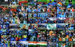Congratulations Team India on winning the Cric...