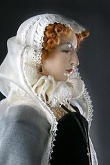 Queen Mary Stuart, ca. 1587, Tudor Dynasty. Be...