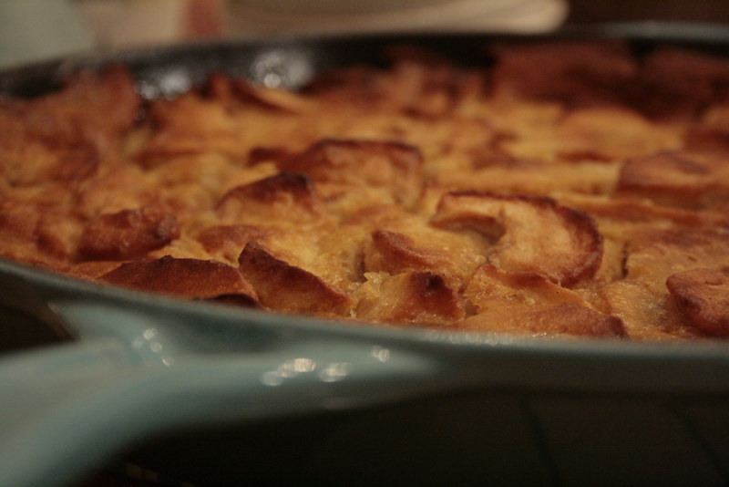 apple clafoutis 2