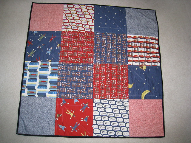 Lincoln's Quilt