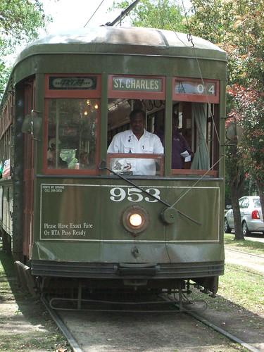 St. Charles Streetcar 3