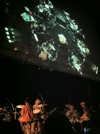 BOREDOMS @ I'LL BE YOUR MIRROR, ATP TOKYO