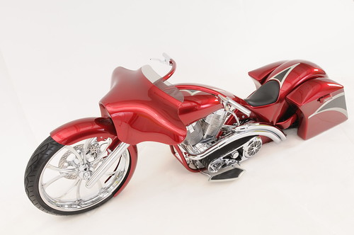 Tantalizer - Winner of US Championship Free Style Class  @ 2011 Ultimate Builder @ Daytona Bikeweek