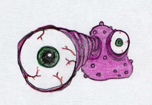 ocularscopic by Giant Hamburger