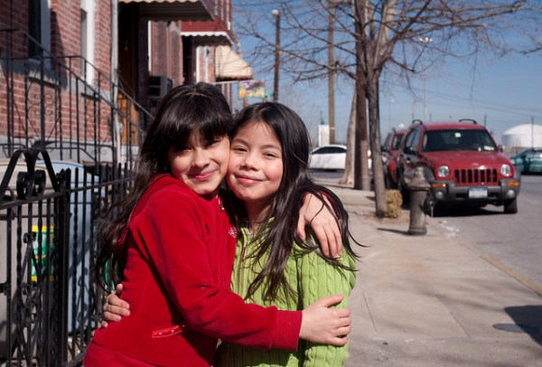 Sisters: Beadel Street Brooklyn