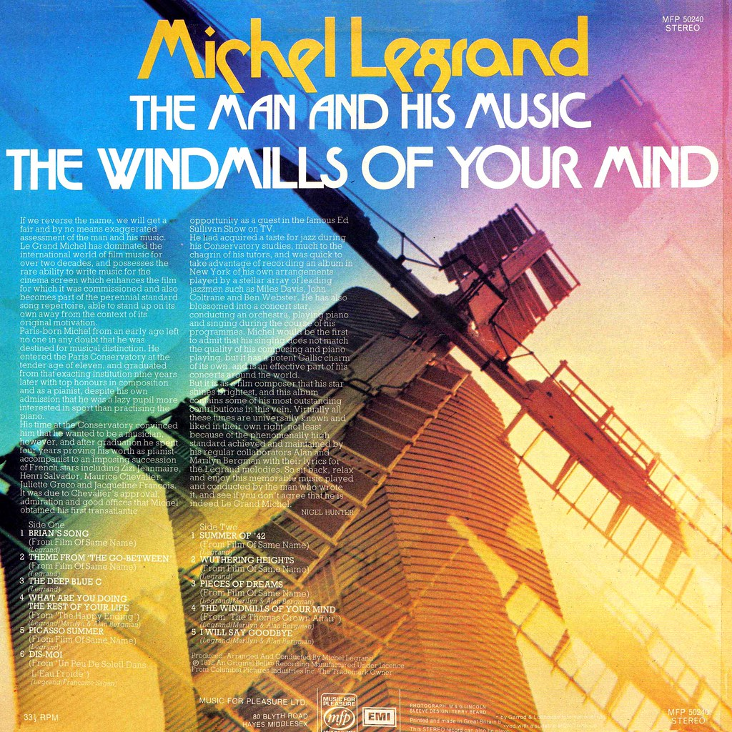 Michel Legrand - The Man and His Music