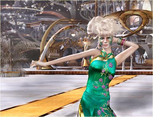 jasmine b 52 weeks of colour 13 emerald 050211