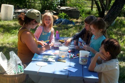 Childrens Day Camp
