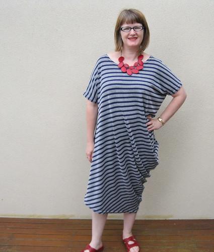 toiling - Nikki's drape dress