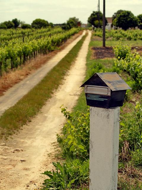 mailbox ~ caixa do correio