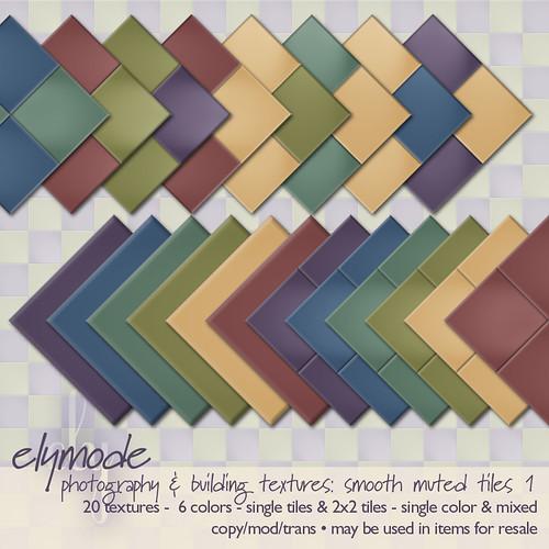 *elymode* textures