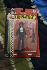 Gunsmith Cats - Rally Vincent (Black suit version)