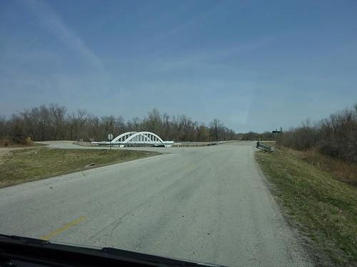 Old Route 66 - Kansas 7 Rainbow Bridge