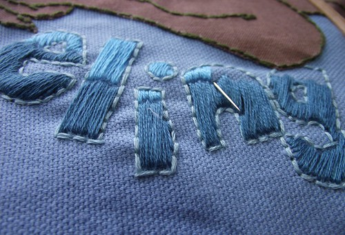 march stitch along week 3 by lacerslife