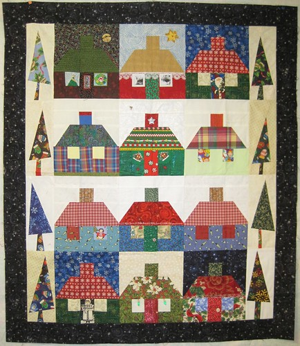 Christmas Quilt needs borders