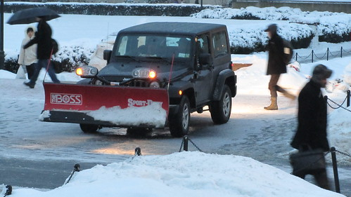 jeep snow plow