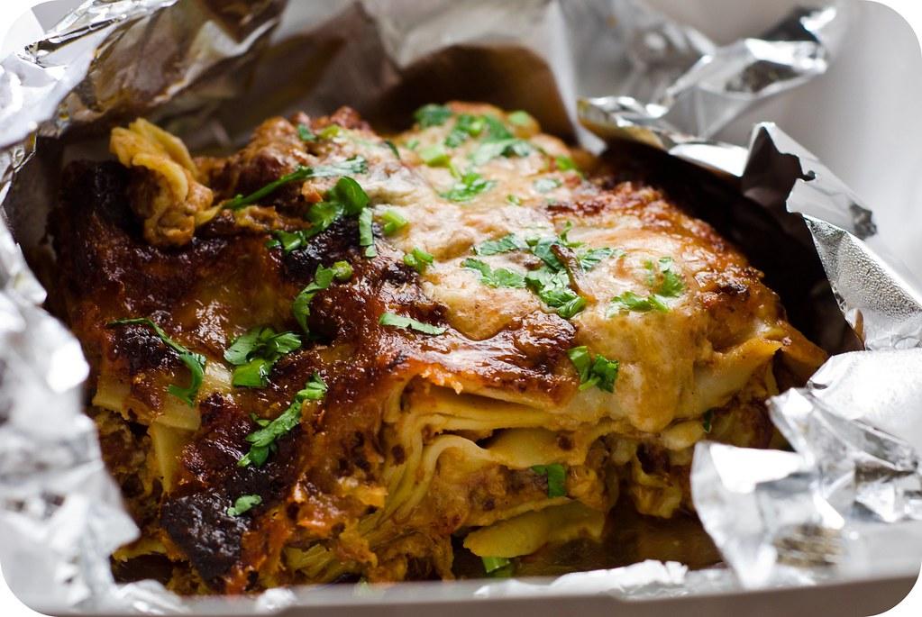 Porchetta Lasagna